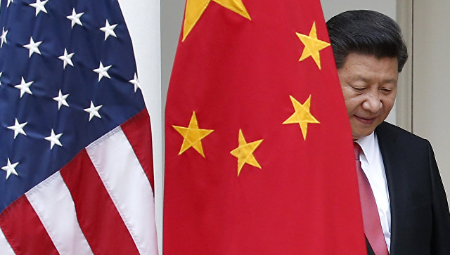 Си Цзиньпин  доходчиво объяснил Трампу, что Китай и Америку разрывать нельзя - погибнут оба