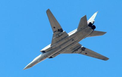 Бомбардировщики Ту-22М3 впервые приземлились на аэродром Анадырь
