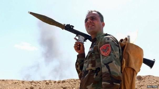 СМИ Турции: местных курдов вооружает Запад… и Россия