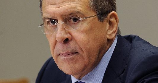 Лавров: все по честному — эмбарго в ответ на санкции