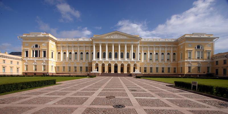 Виртуальные прогулки по Русскому музею. Санкт-Петербург.