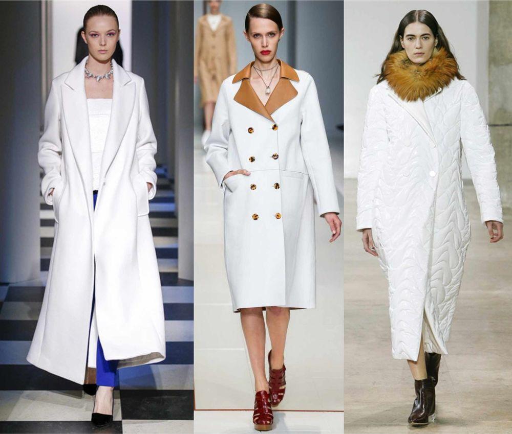 мода, модные показы, женские пальто, нежный
