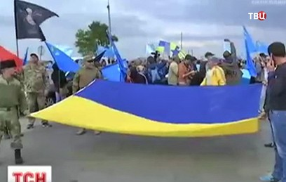 Савченко выступает за особый статус всей Украины