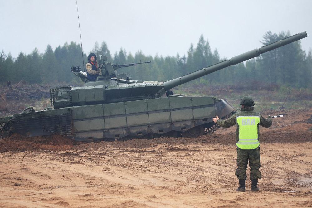 """Минобороны: Российские военные возвращаются с учений """"Запад-2017"""""""