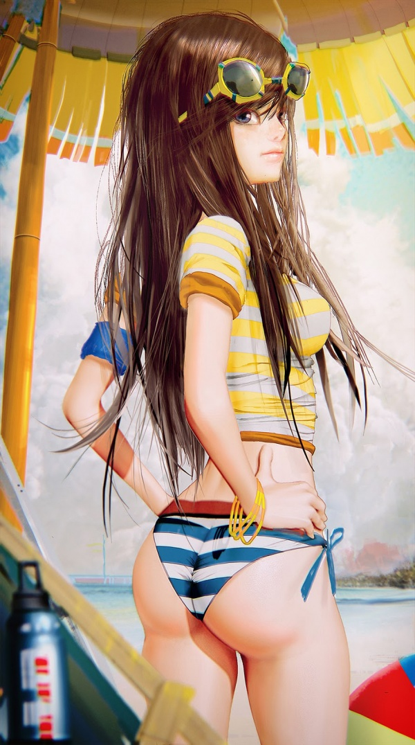 Картины Райан Тянь