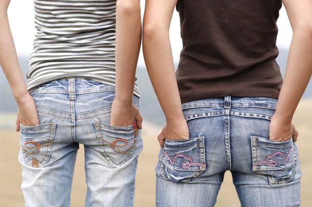 6 золотых правил при стирке джинсов
