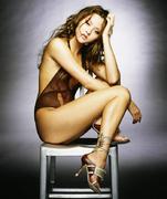 Девон Аоки(Devon Aoki) в фотосессии Спайсера(Spicer) для журнала Ocean Drive (май 2003).
