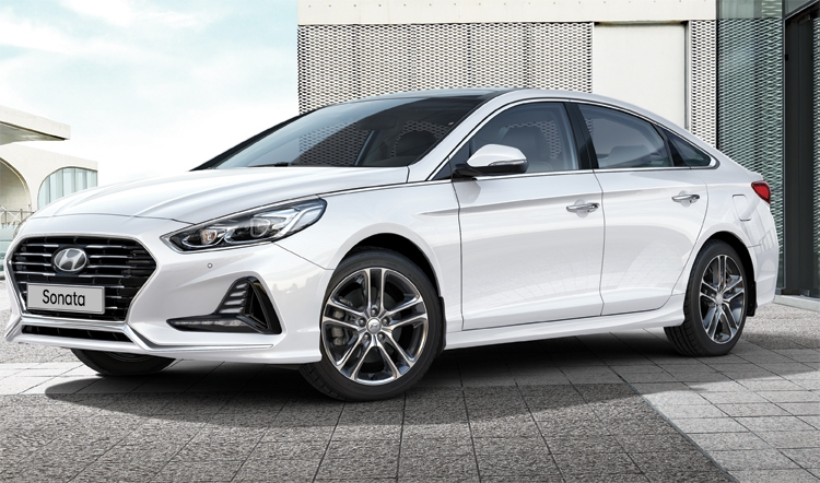 Седан Hyundai Sonata вернулся на российский рынок