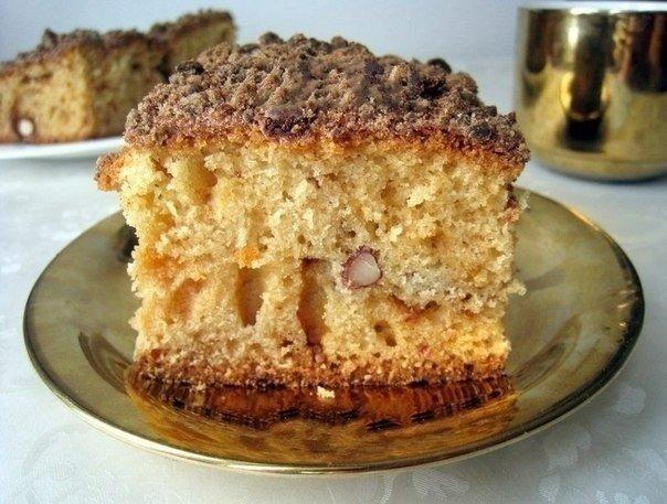 Супер пышный кекс на кефире (604x457, 68Kb)
