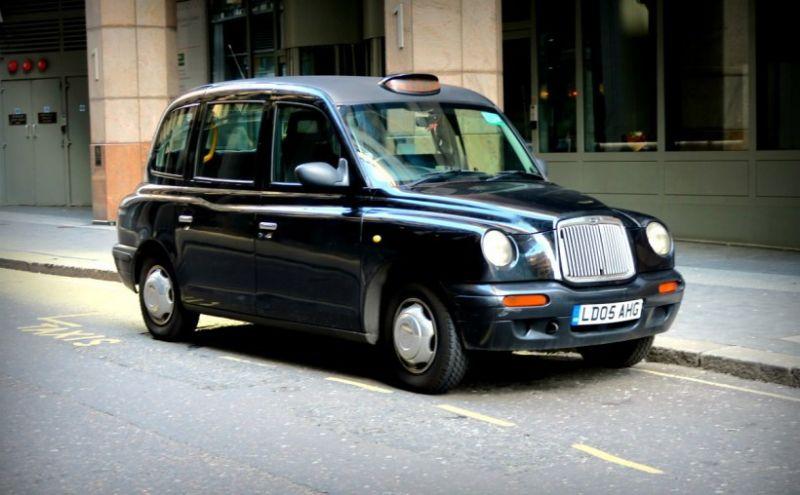 Почему лондонский кэб - лучшее такси в мире