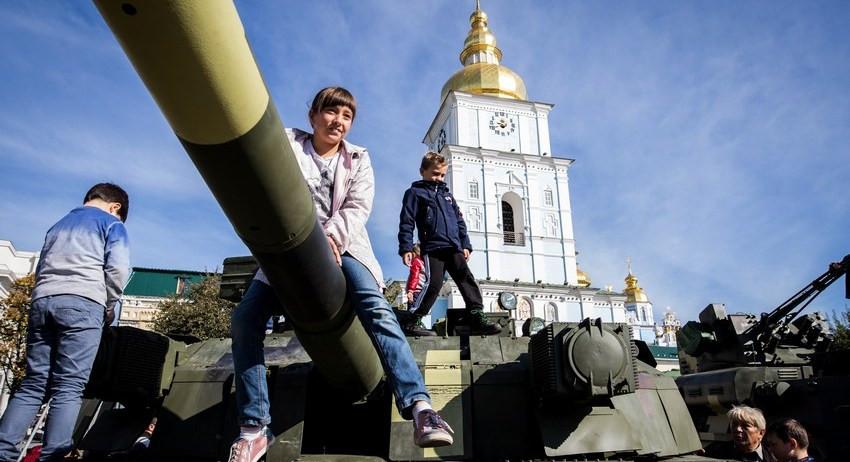 Украине предложили захватить…