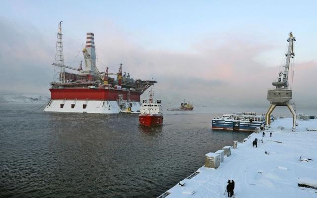 «Роснефть» вложит в Арктику 250 млрд рублей