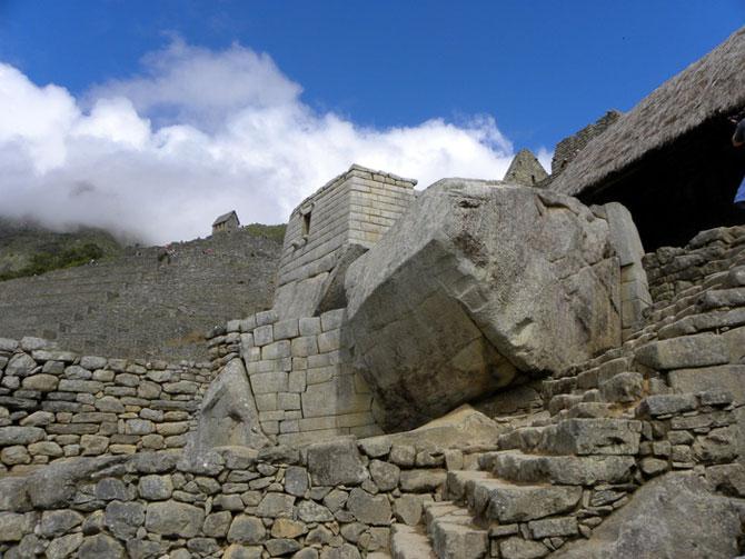 Мачу Пикчу – затерянный город инков.