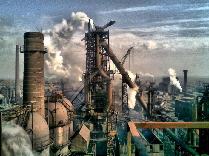 Промышленность Донбасса начинает поставки в Крым