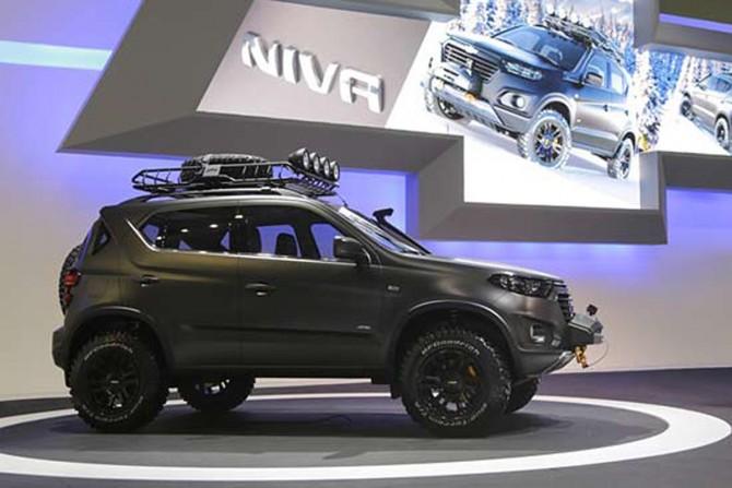 Проект новой Chevrolet Niva не может получить госгарантии