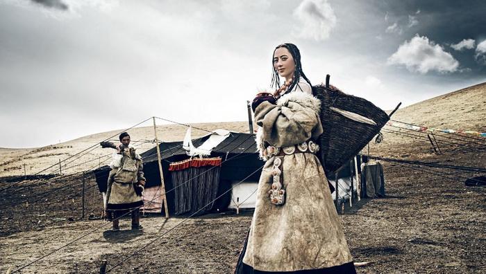 Жена всех братьев в семье: многомужество на Тибете