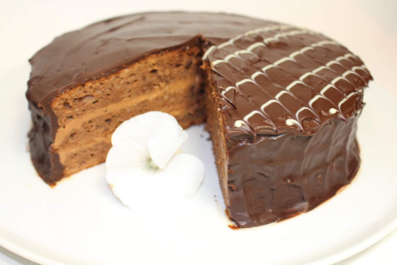 "Торт ""Прага"". Классический рецепт"