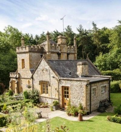 Сплошное очарование — настоящий замок размером с квартиру