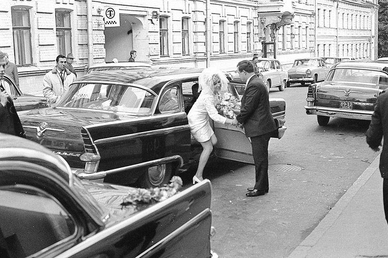 Marriage03 Любопытные факты о бракосочетаниях в СССР