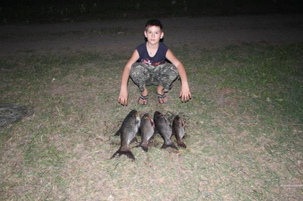рыбалка на кубани на толстолобика