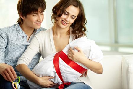 Усталость после рождения ребенка