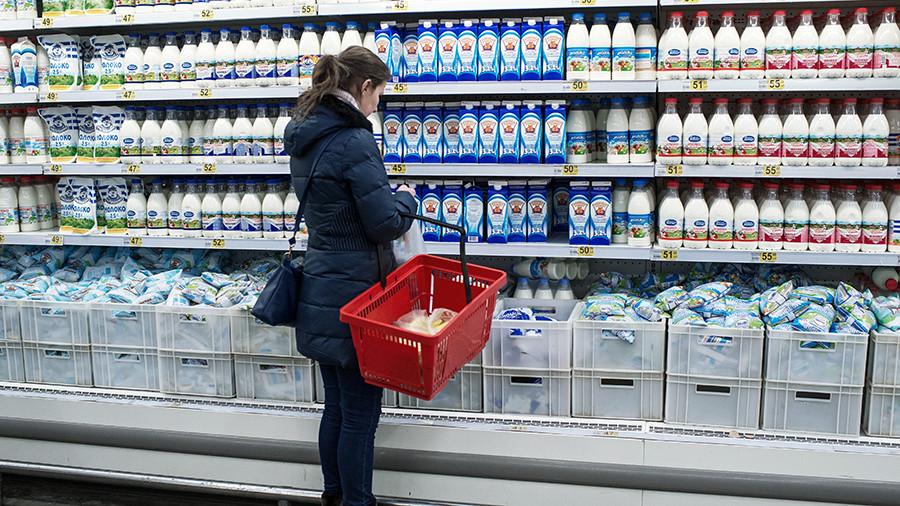 Молоку разрешат иметь синеватый оттенок