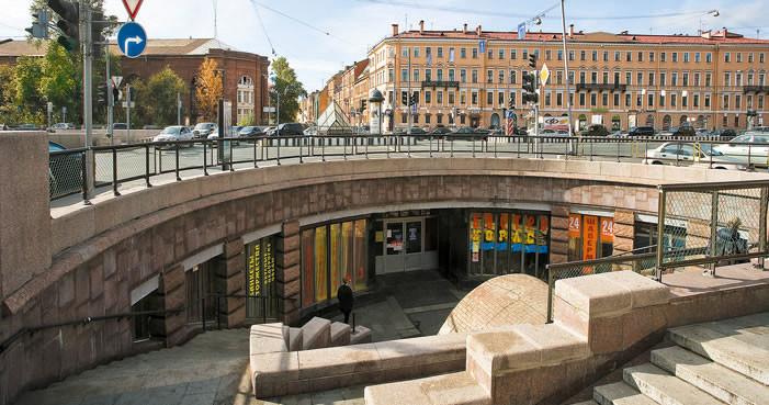 Площадь Труда Санкт - Петербург, подземные ходы