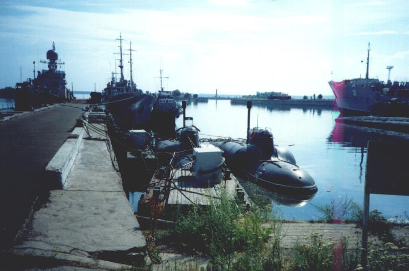 что за лодка снималась в фильме последняя подводная лодка