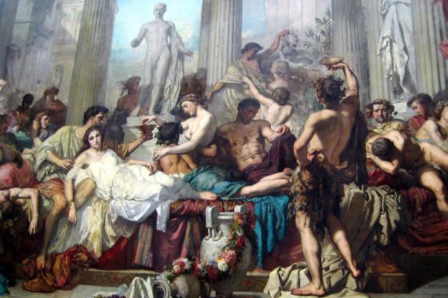 Сексуальная жизнь античного общества