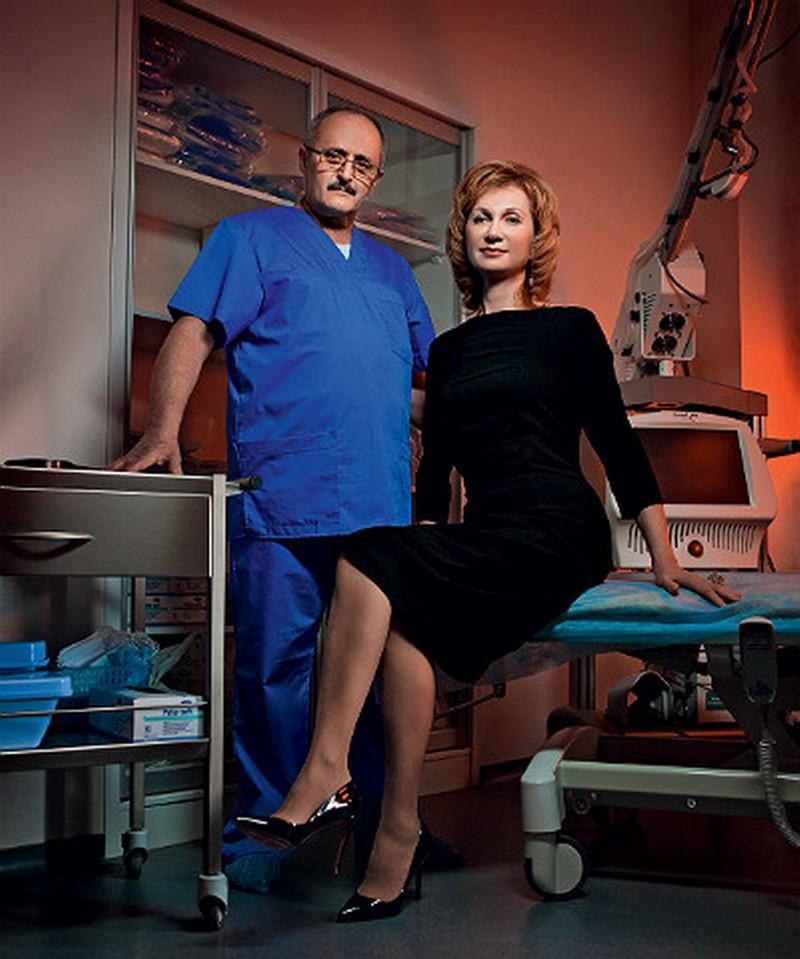 Татьяна и Марлен Суламанидзе здоровые, знаменитости, красота, пластическая хирургия