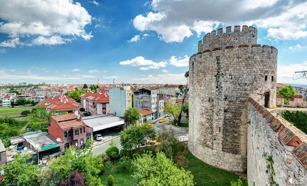 Крепость Едикуле,Стамбул