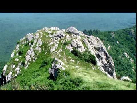 Козьи горы нашей летней  Бештау .