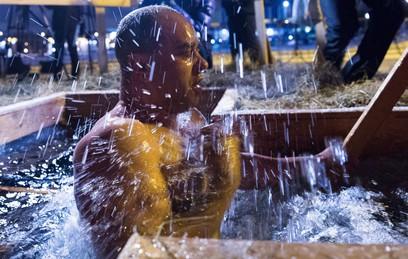 В Москве подготовят около 60 мест для крещенских купаний