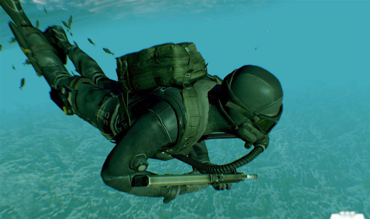 Загадочная история! Российский подводный спецназ схлестнулся под водой с неизвестными трёхметровыми пришельцами