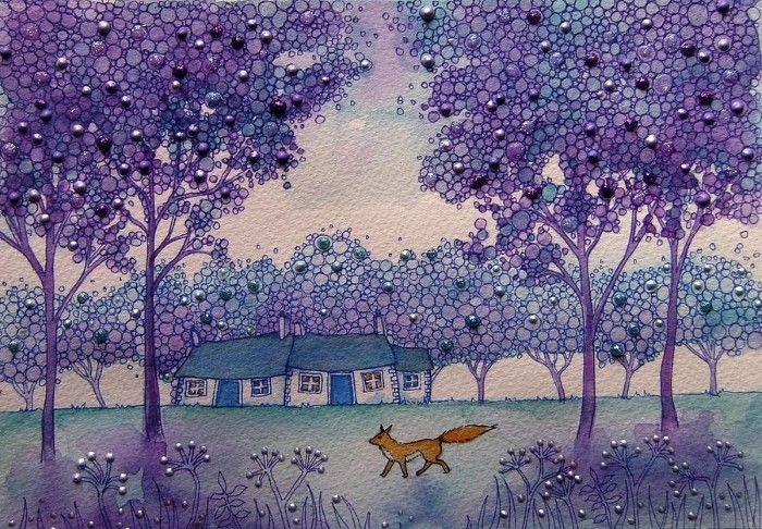 Сказочные образы. Angie Livingstone