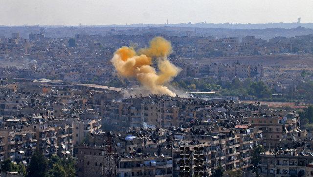 Новости Сирии. Сегодня 22 октября 2016
