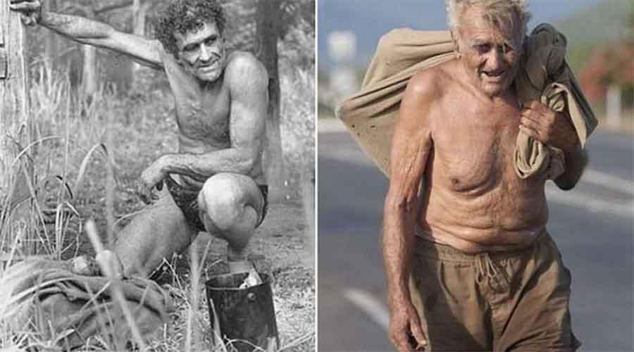 Русский Тарзан: мужчина, проживший 60 лет в дикой природе