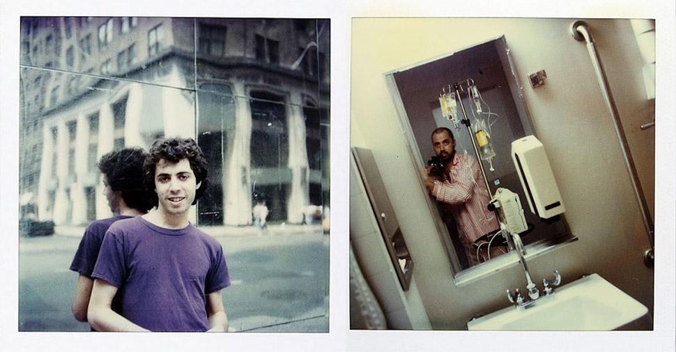 История мужчины, который снимал каждый день на Polaroid 18 лет, пока рак не украл его жизнь