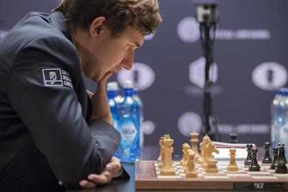 Карякин похвалил себя за победу на чемпионате мира по блицу