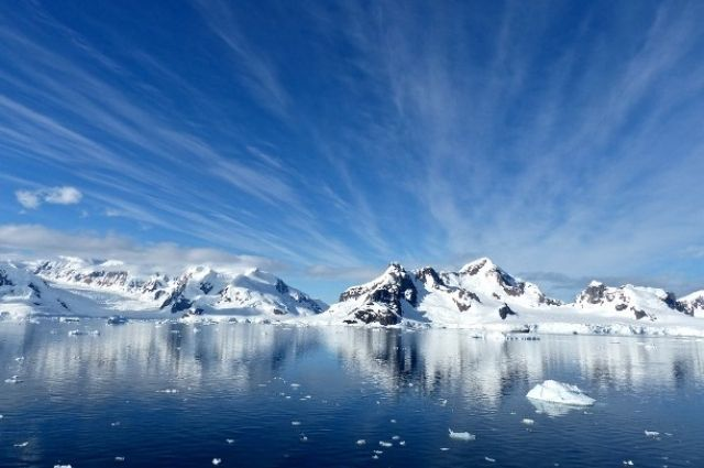 Ученые обнаружили во льдах Арктики рекордное количество пластика