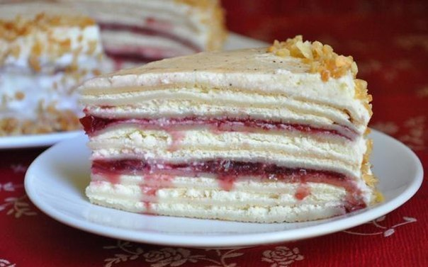 10 вкуснейших домашних тортиков 8
