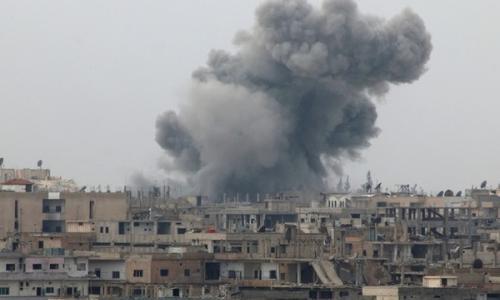 США с помпой высадились в Сирии для устрашения России