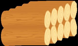 Заготовка дров без топора и пилы