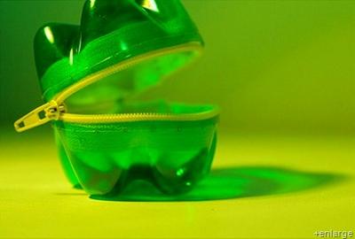 поделки из пластиковых бутылок фото
