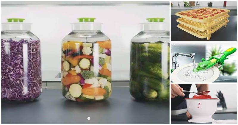 10 новейших кухонных гаджетов, которые хочется купить