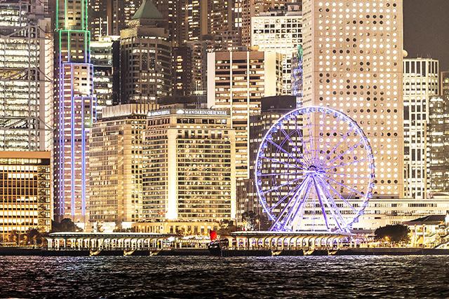 Там, где Восток встречается с Западом: путешествие в Гонконг (фото 1)
