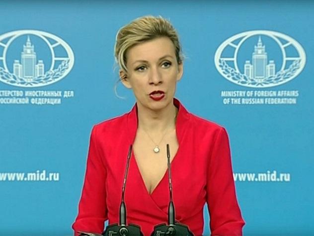 На Захарову «обрушились» американские журналисты после «жестких» действий Москвы