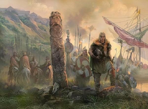 Проблема локализации «Русского каганата» IX века