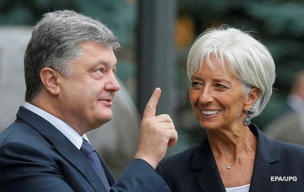 Обречённая на МВФ