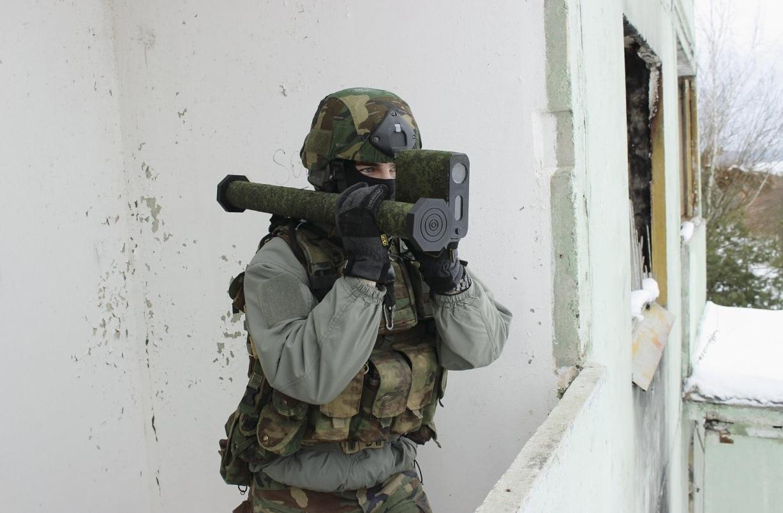 Белорусский легкий гранатометный комплекс ММ-60